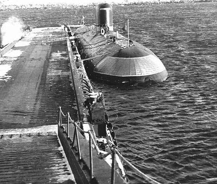 Выпуск подводных лодок в ссср #8