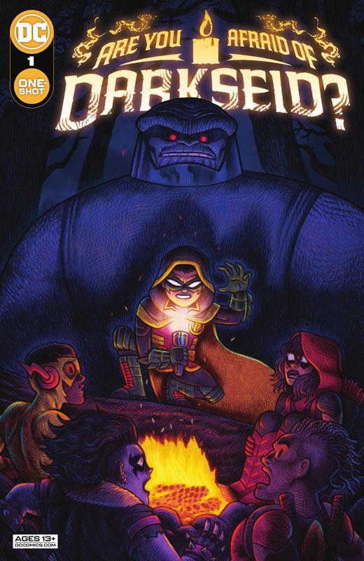 Are You Afraid of Darkseid 001 (2021)