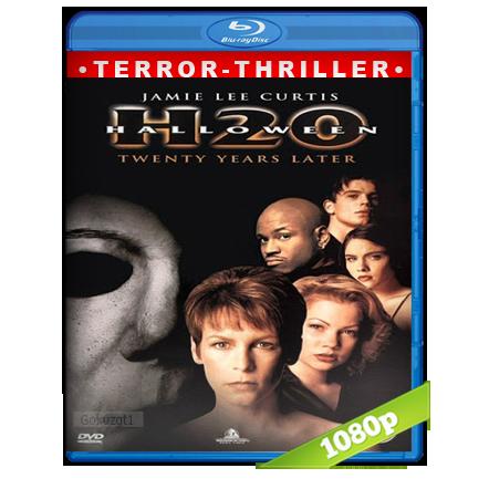 descargar Halloween 7 [1998][BD-Rip][1080p][Trial Lat-Cas-Ing][Terror] gratis