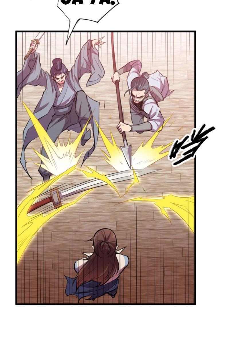 Ngự Thiên Thần Đế Chapter 29