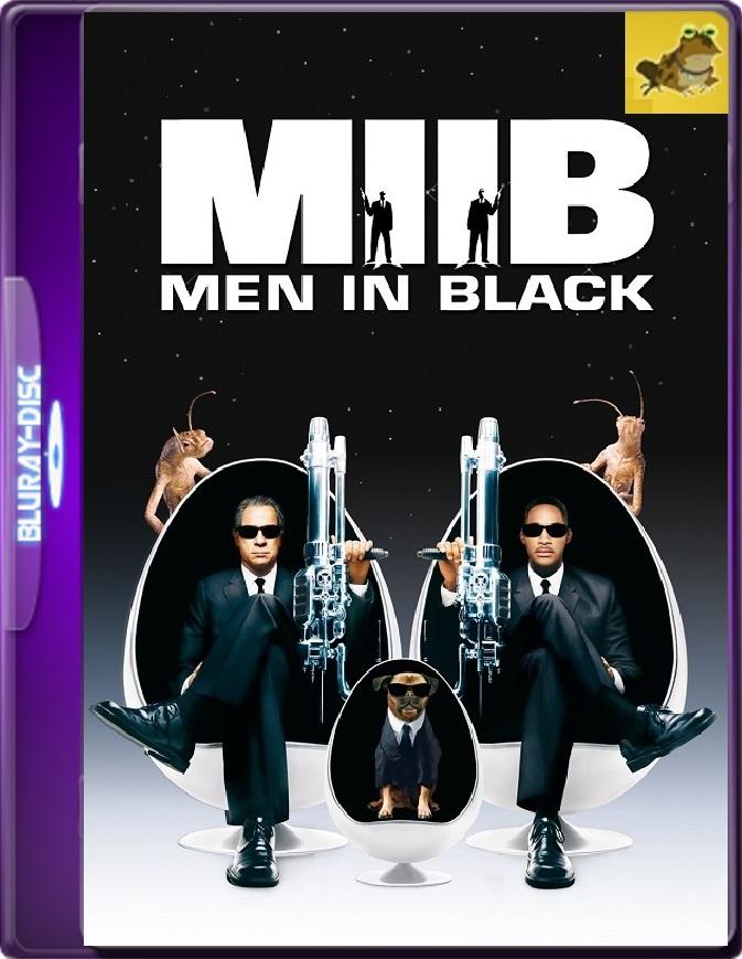 Hombres De Negro 2 (2002) Brrip 1080p (60 FPS) Latino / Inglés
