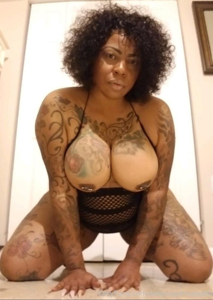 Ebony big clit porn-7597