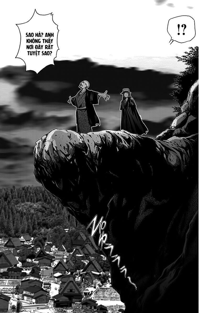 Dị Nhân Quán Chapter 65 - Trang 10