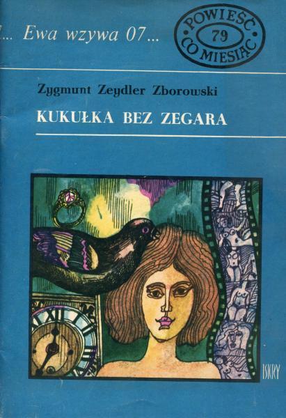 Zygmunt Zeydler-Zborowski - Kukułka bez zegara