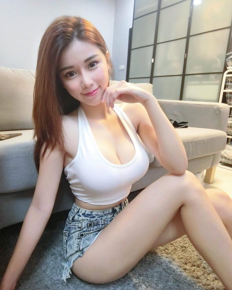Sexy asian girl big tits-7055