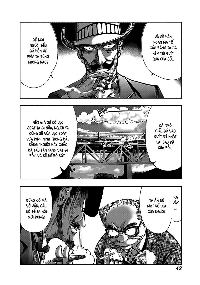Dị Nhân Quán Chapter 62 - Trang 16
