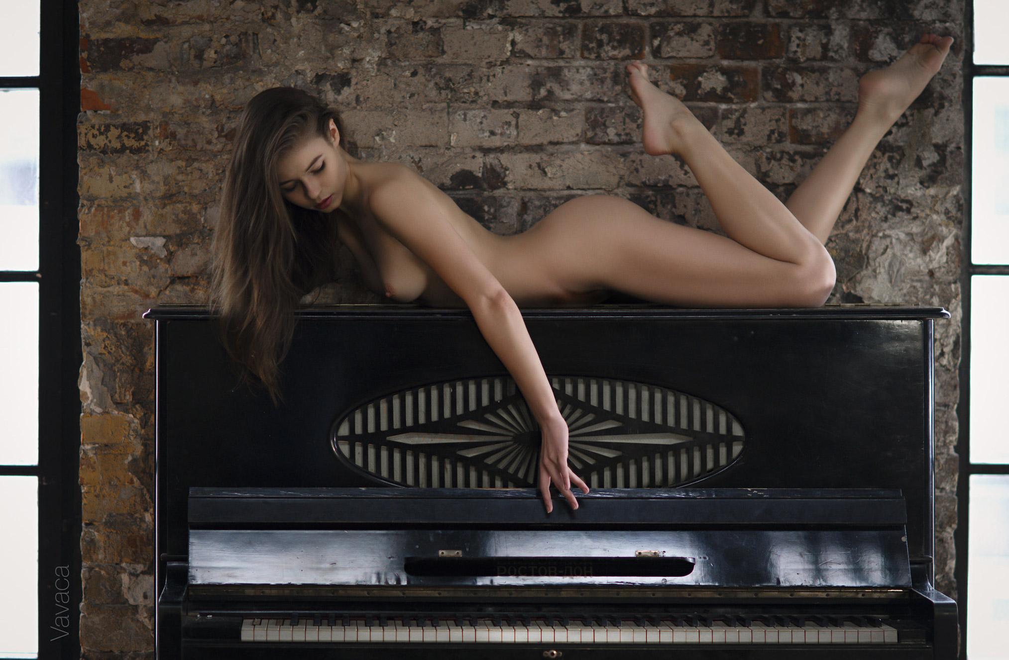 сексуальная пианистка Виктория Алико / Viktoriia Aliko by Vladimir Nikolaev