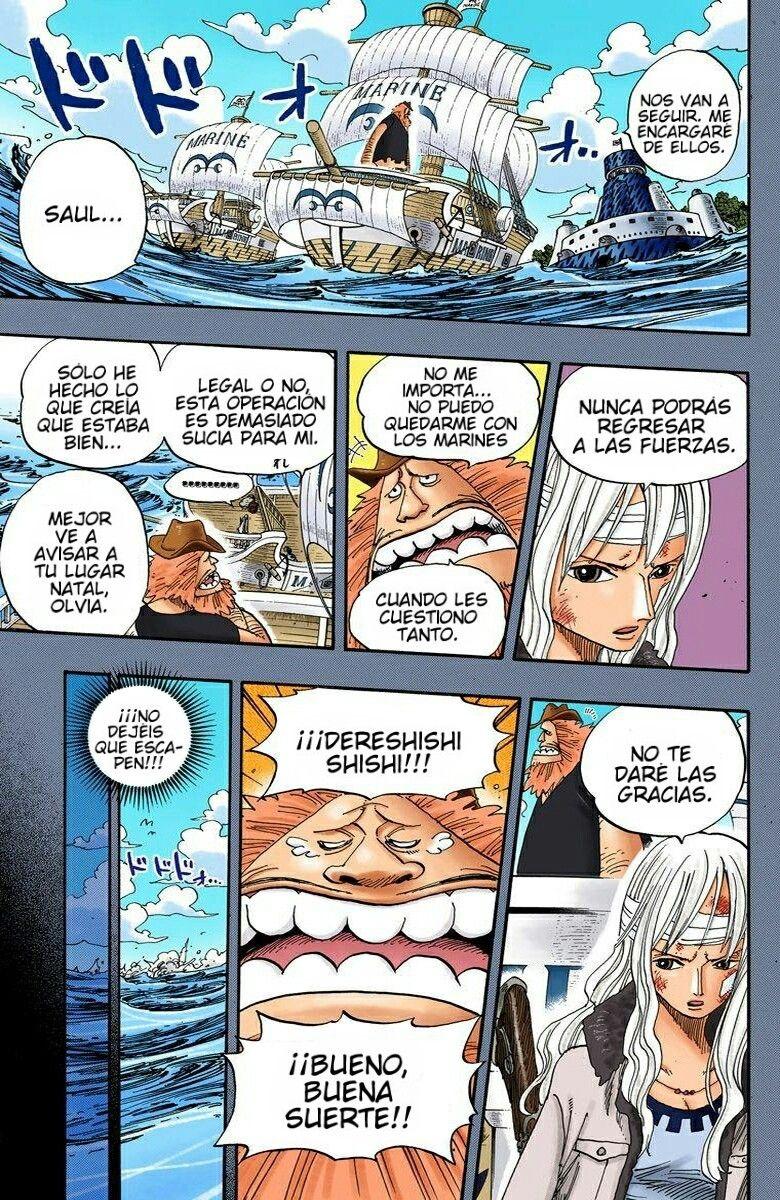 One Piece Manga 391-398 [Full Color] K4S5E5J0_o