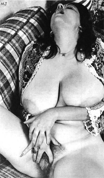 Retro big boobs pics-1164