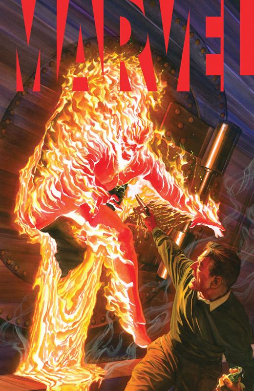 Marvel #1-6 (2020-2021) Complete