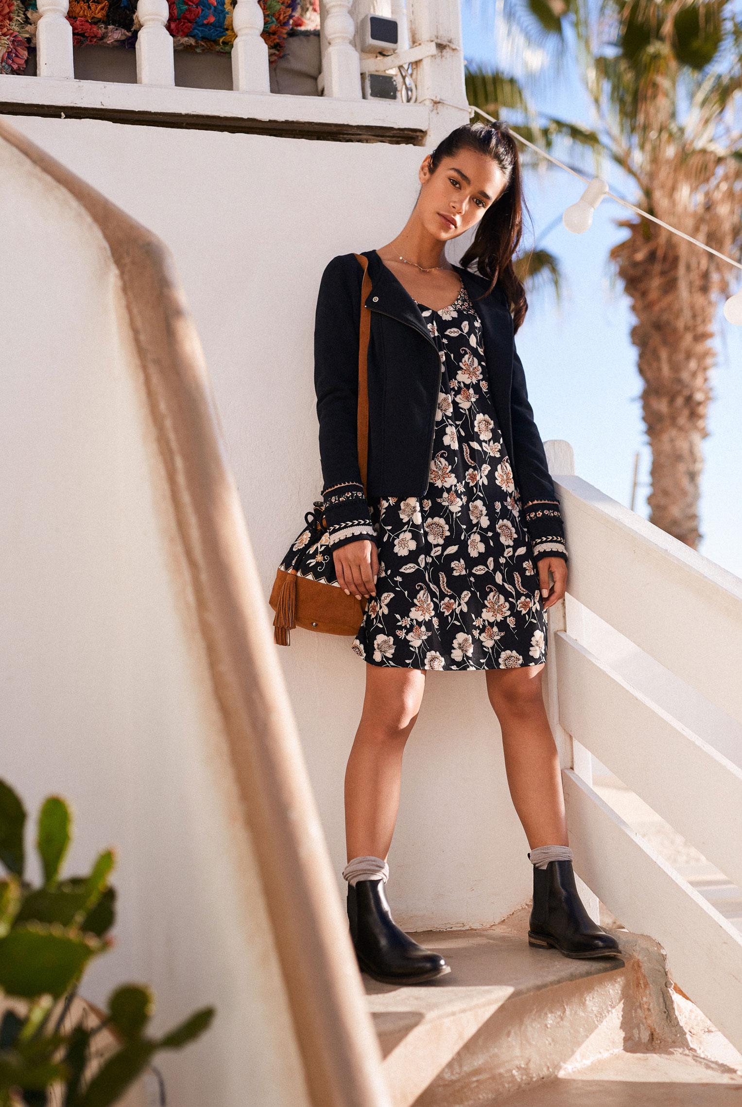 Наринэ Матецкая в модной одежде BananaMoon, коллекция осень/зима 2019/20 / фото 21