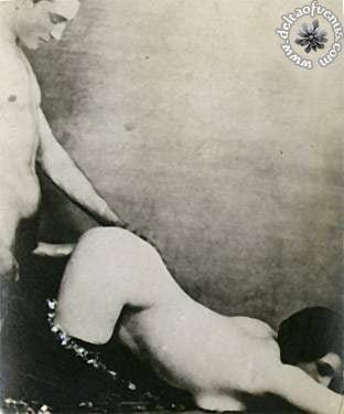 Vintage hairy nude-4070