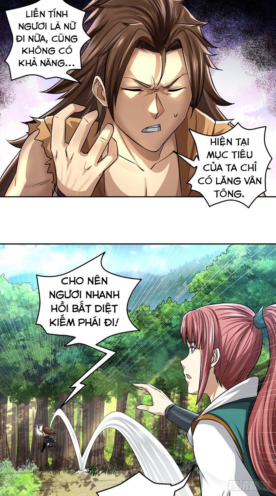 Tu Thiên Truyện Chapter 12 - Trang 12