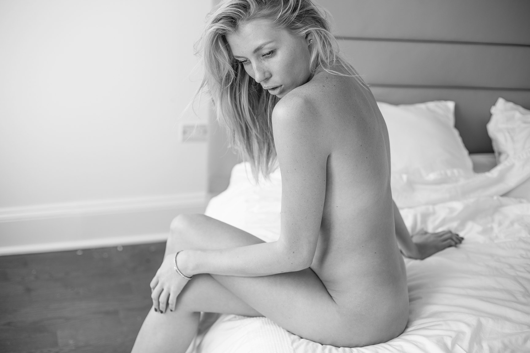 Катя, агент по недвижимости на Манхэттене / фотограф Damon Hall Booth