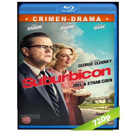 descargar Suburbicon Bienvenidos Al Paraiso [m720p][Trial Lat/Cas/Ing][Crimen](2017) gratis