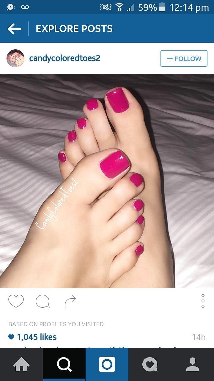 Sexy feet woman-8386