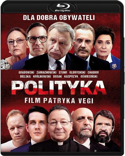 Polityka (2019) PL.720p.BluRay.x264.DTS.AC3-DENDA / film polski