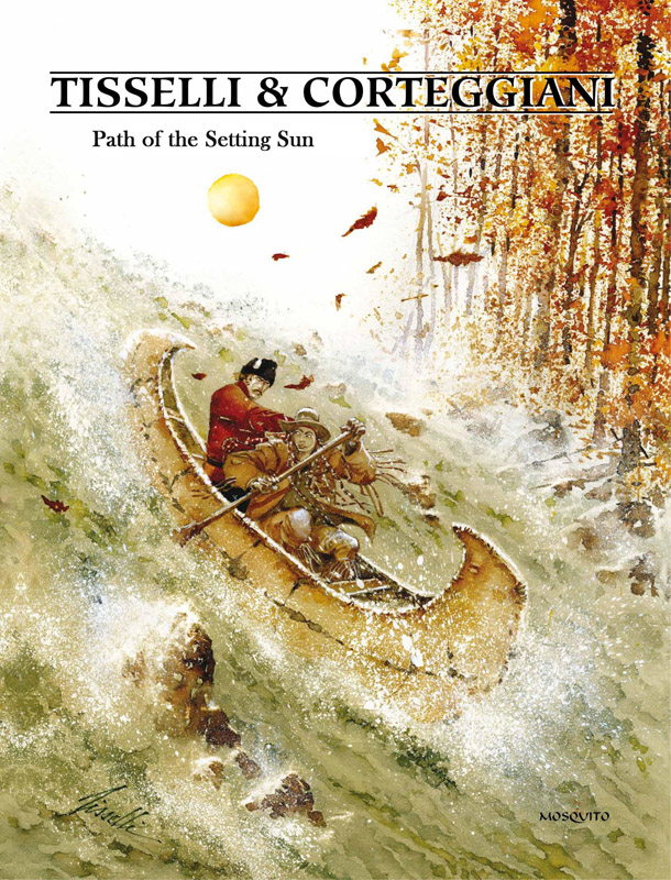 Path of the Setting Sun (2018)