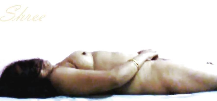 Nude beach sun bath-7410