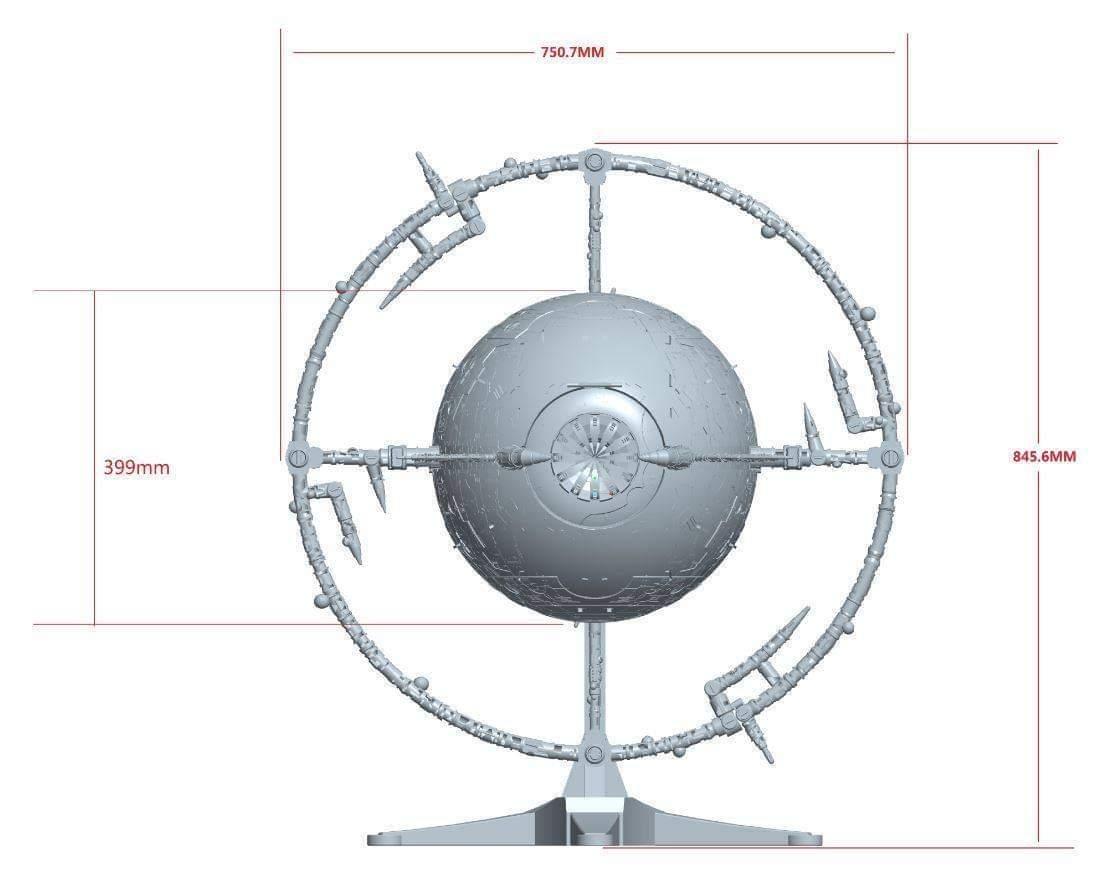 HasLab ― Transformers: War For Cybertron Unicron ― par financement participatif UI1CP6o4_o