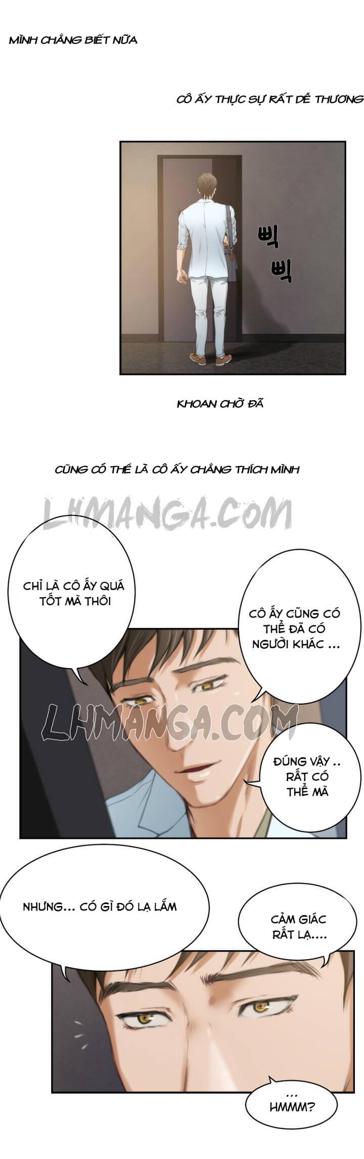 H-Mate Chapter 10 - Trang 7