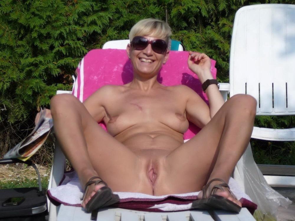 Naked public blowjob-4497