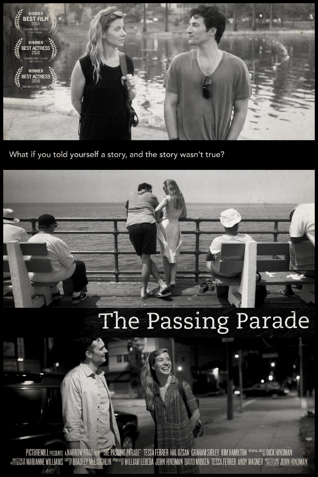 The Passing Parade 2019 720p WEBRip 800MB x264 GalaxyRG