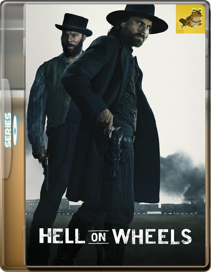 Hell On Wheels (Temporada 1) (2011) Brrip 1080p (60 FPS) Inglés Subtitulado