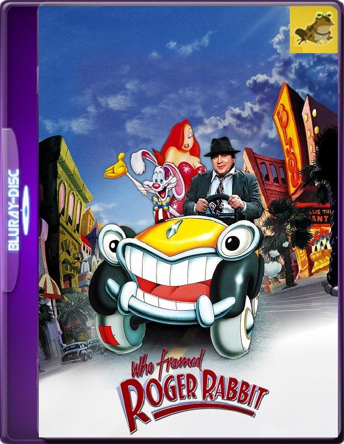 ¿Quién Engañó A Roger Rabbit? (1988) Brrip 1080p (60 FPS) Latino / Inglés