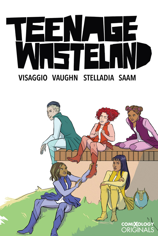 Teenage Wasteland #1-2 (2018-2019)