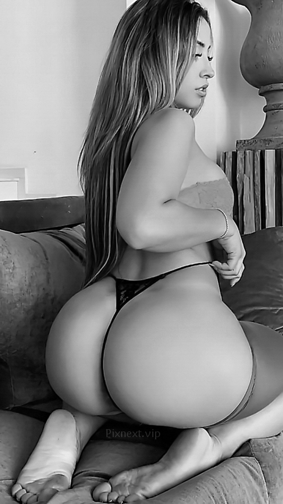 Black & White Erotic Photography = The Beautiful & Blessed Seksi Babes