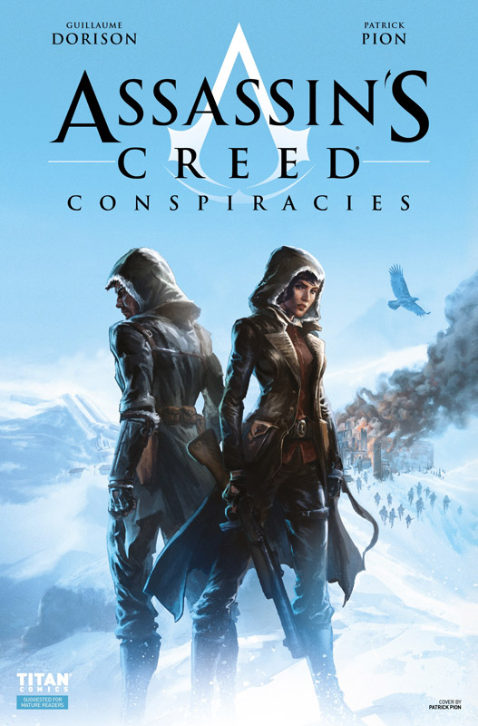 Assassin's Creed - Conspiracies #1-2 (of 2) (2018) Complete