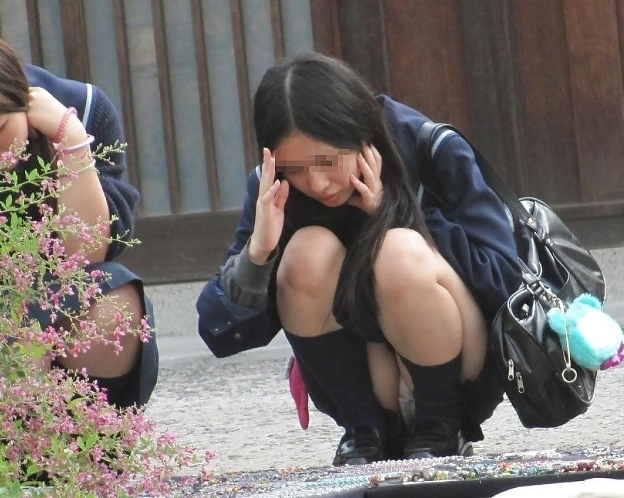 Cute asian schoolgirl-7177