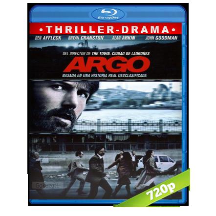 descargar Argo 720p Lat-Cast-Ing[Thriller](2012) gratis