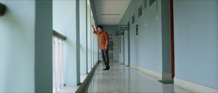 Abrahaminte Santhathikal {Babbar The Police} (2018) UNCUT Hindi HDRip x264 AAC-FMHD