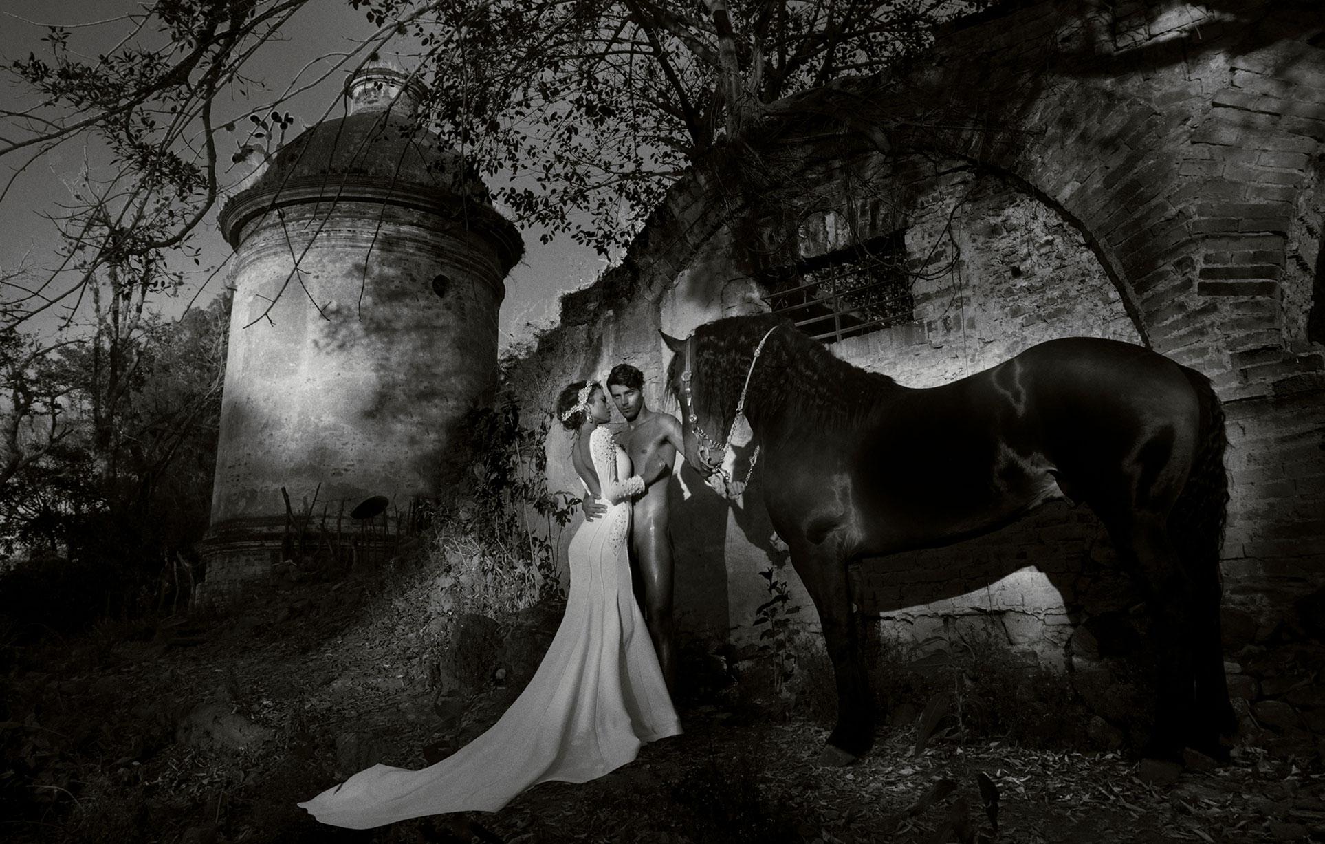 мексиканская любовь - свадебные платья Lozzano Brides / Rafael Sanchez and Nohemi Hermosillo by Jvdas Berra