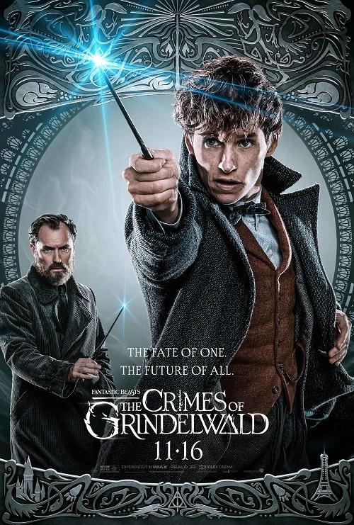 Fantastyczne zwierzęta: Zbrodnie Grindelwalda / Fantastic Beasts: The Crimes of Grindelwald (2018) V2.MULTi.720p.BluRay.x264.AC3-DENDA / LEKTOR, DUBBING i NAPISY PL