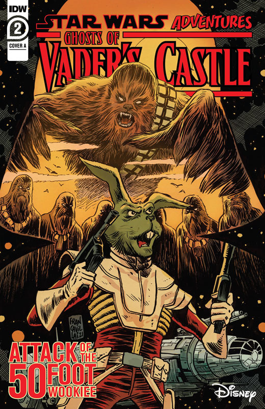 Star Wars Adventures - Ghosts of Vader's Castle #1-5 (2021)