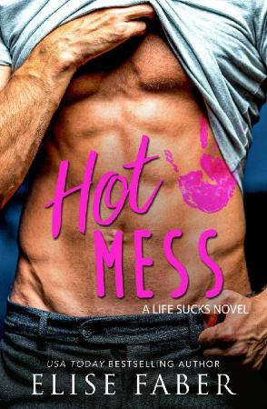 Hot Mess (Life Sucks Book 2) - Elise Faber