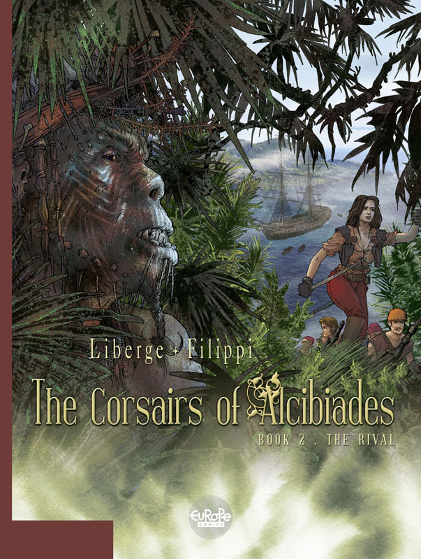 The Corsairs of Alcibiades 01-03 (2019)