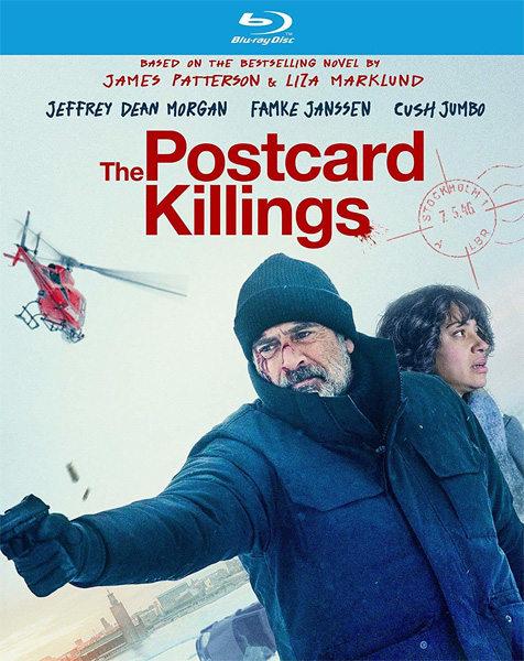 Убийства по открыткам / The Postcard Killings (2020/BDRip/HDRip)
