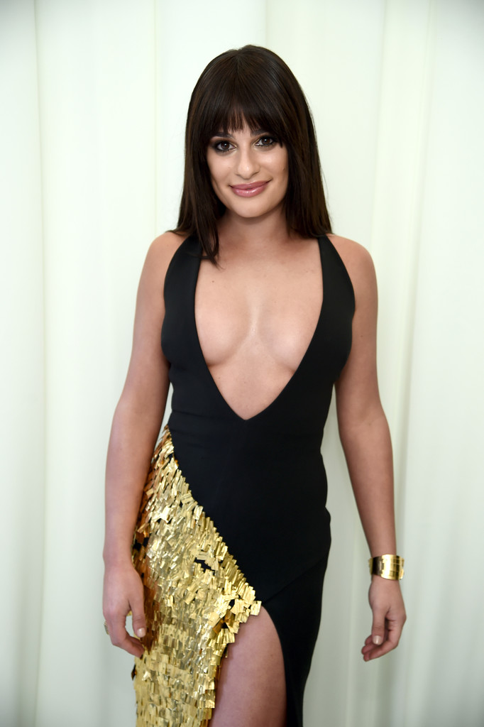 Lea Michele – 26th Annual Elton John AIDS Foundation Oscars Viewing Party, W. Hollywood – 3/4/18