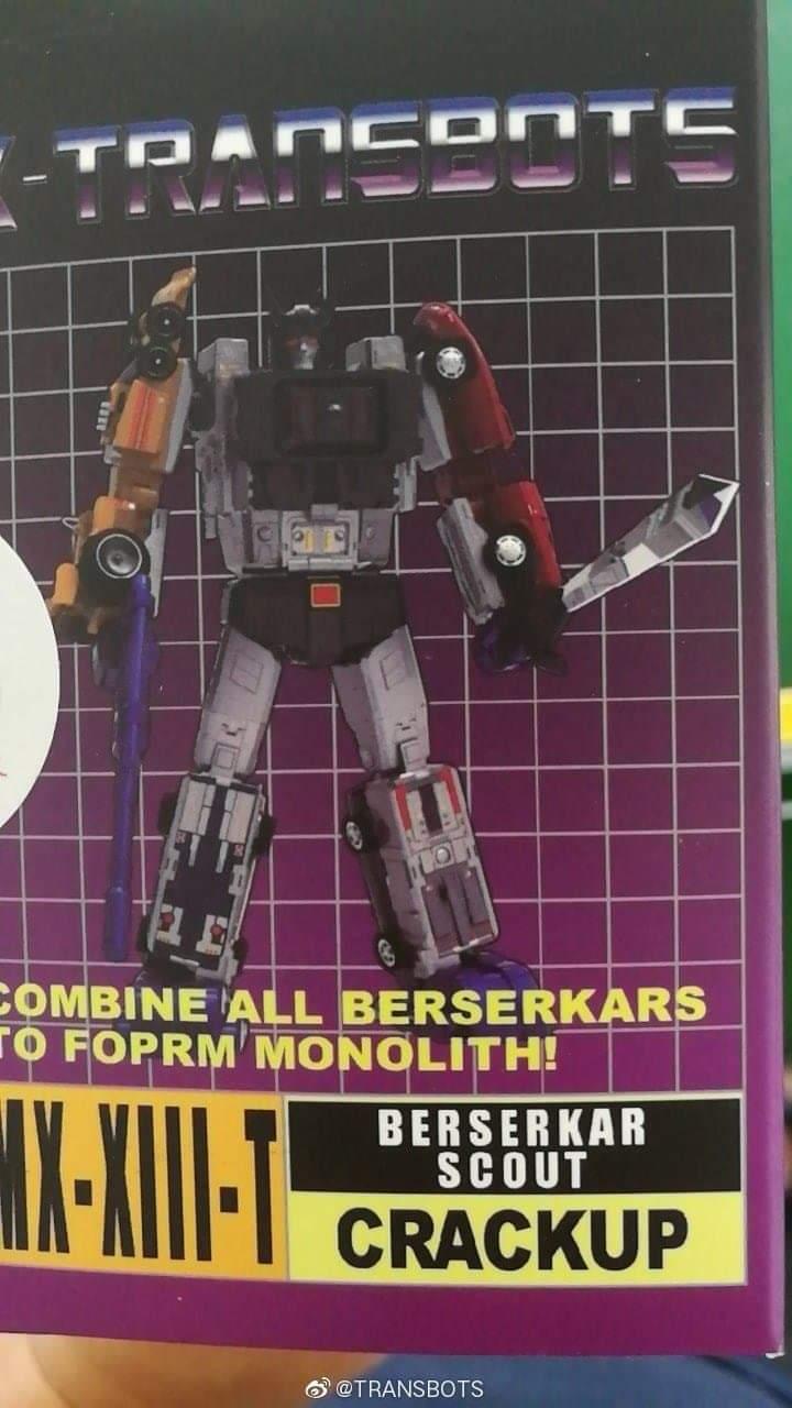 [X-Transbots] Produit Tiers - Jouets Berserkars forme Monolith (MX-XIII à MX-VII) - aka Stunticons forme Menasor/Menaseur - Page 6 HDezUq4K_o