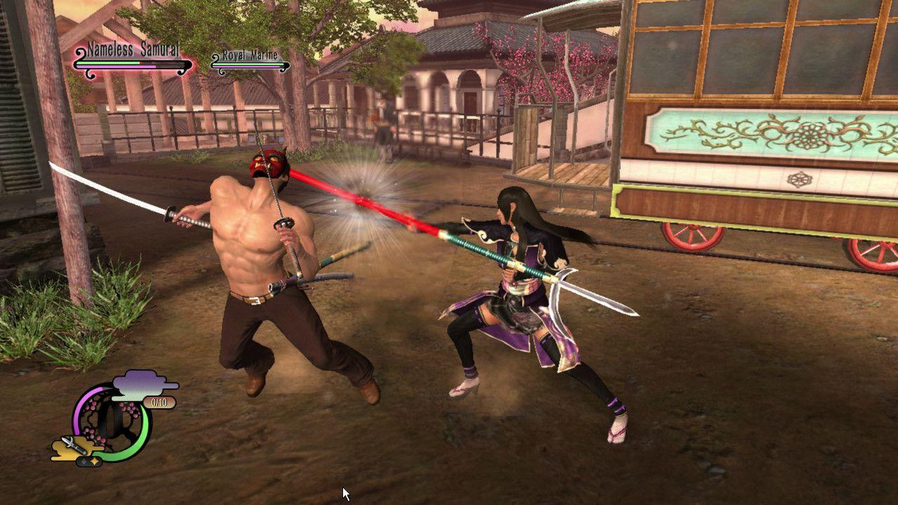 Way of the Samurai 4 + DLC Pack Captura 2