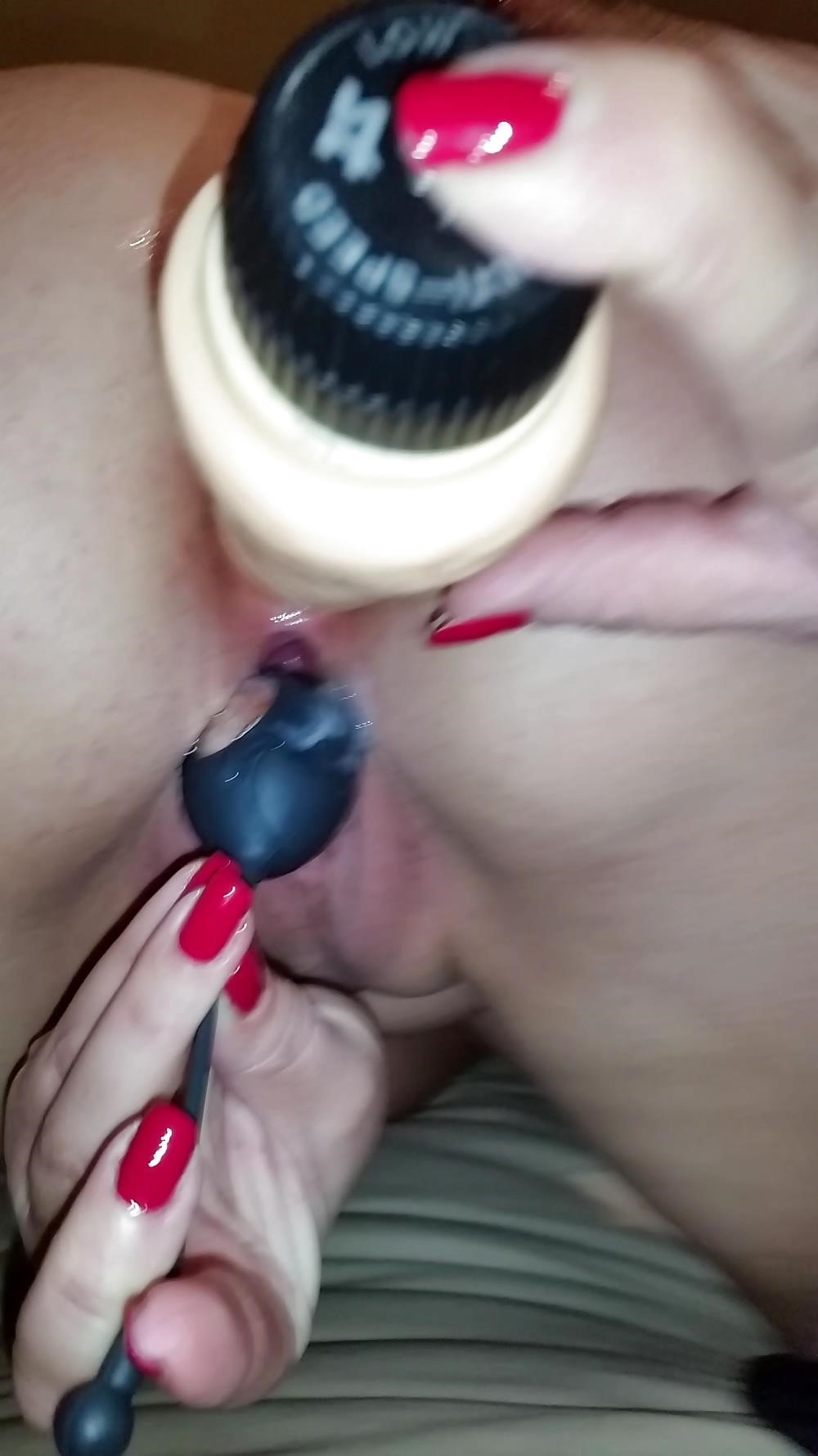 Squirt from clit-9665