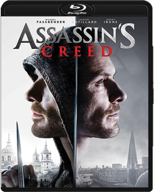 Assassin's Creed (2016) MULTi.1080p.BluRay.x264.DTS.AC3-DENDA / LEKTOR i NAPISY PL