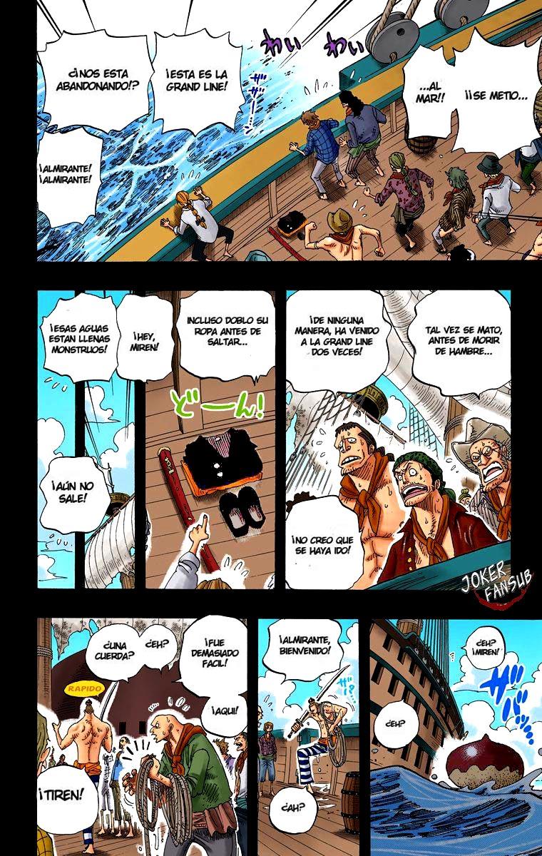 One Piece Manga 286-291 [Full Color] B7LGdX7m_o