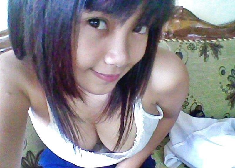Malay nude selfie-3370