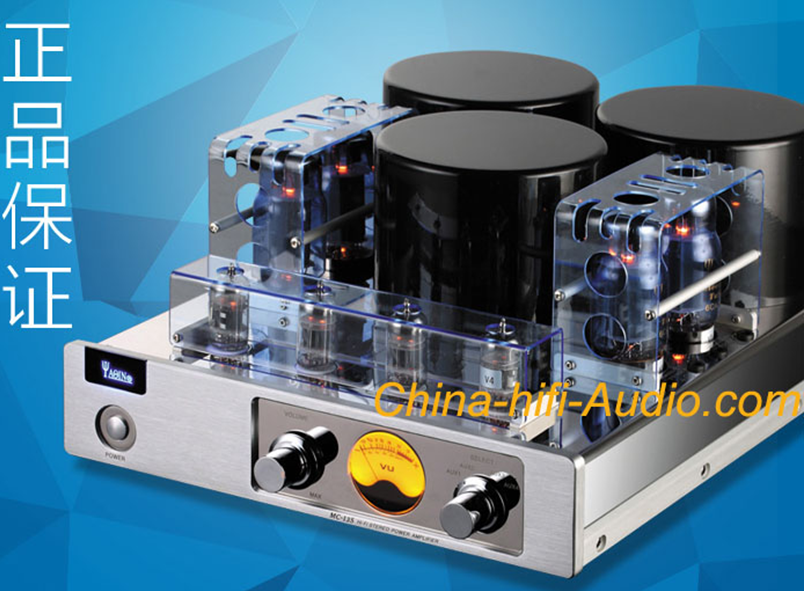 China-hifi-Audio Recently Released Yagin Audiophile Tube Amplifiers To Let People Enjoy Impeccably Clear, High-Quality Sounds