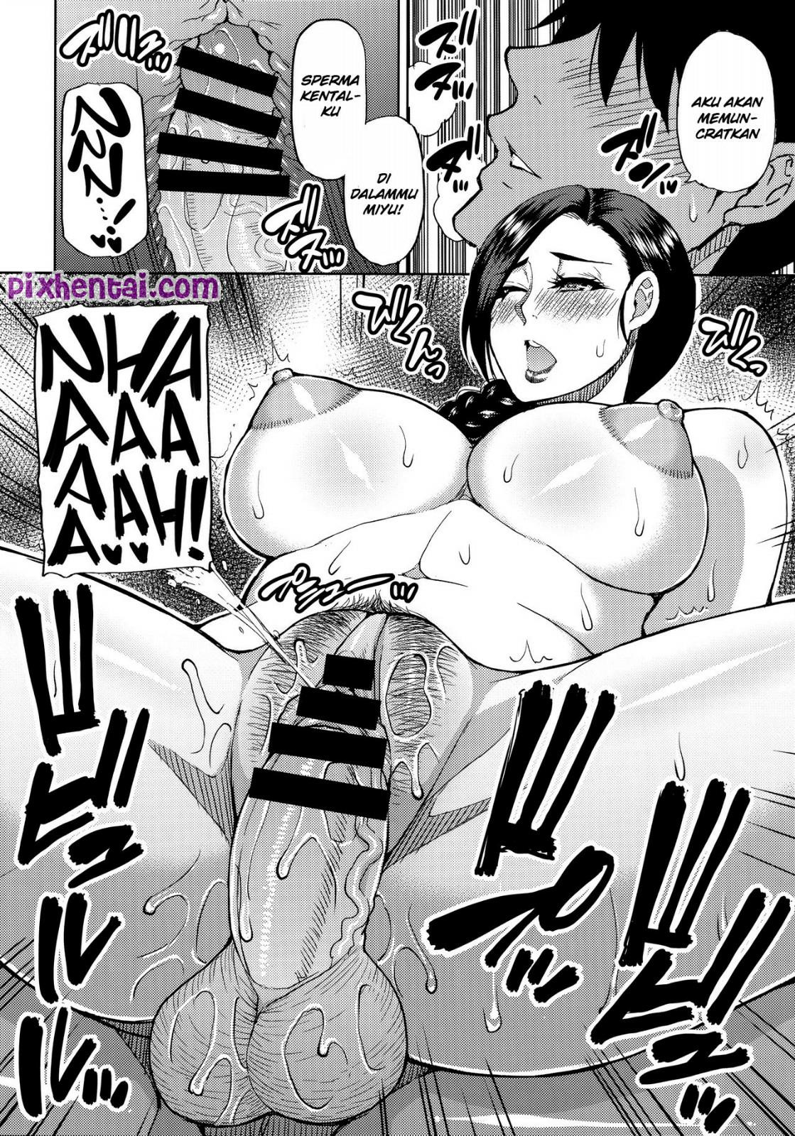 Komik hentai xxx manga sex bokep Ngentot Tante Semok sebagai Upah menjadi Guru Les 23